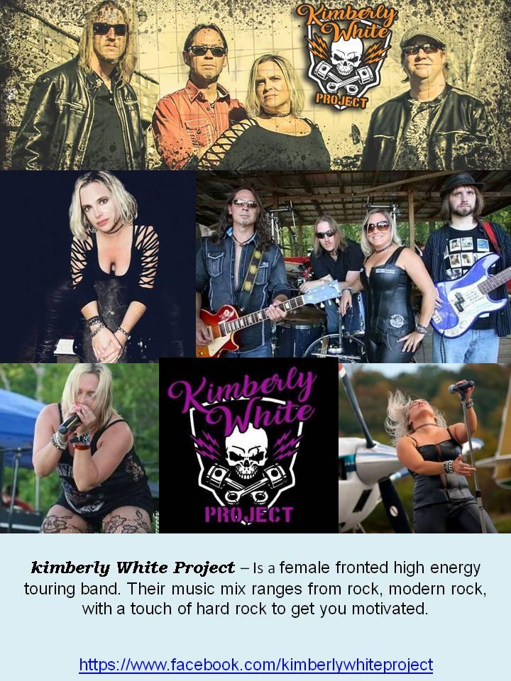 Kimberly white Project