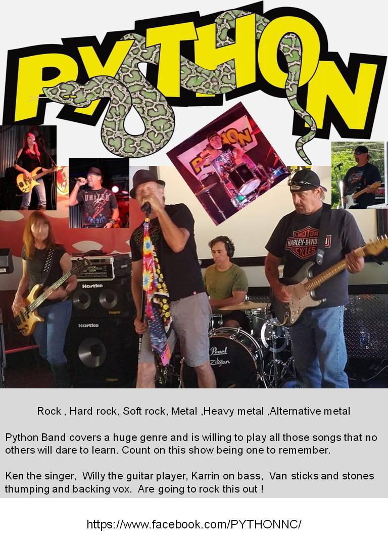Python Band